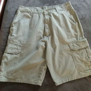 Wrangler jeans cargo SHORTS